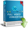 Full Video Converter Software
